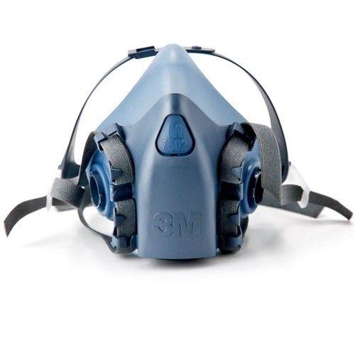 7502 Safety 3m Mask 3m 7502