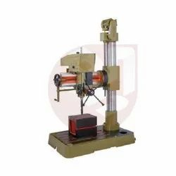 Cone Pulley Radial Drill Machine - Standard Model