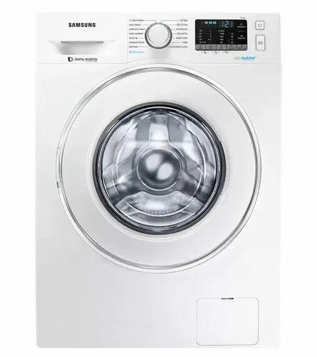 Samsung 7 kg Fully Automatic Top Load Washing Machine, WW70J4243JS, White