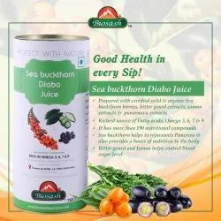 Natural Organic Diabetic Care Juice, For Twice A Day., Packaging Type: Bottle