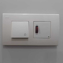 Brown Gm Electrical Wall Switch