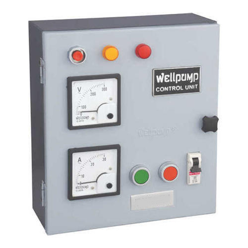 Single Phase Relay Submersible Pump Control Panel