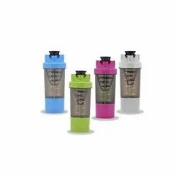 Cyclone Cup Shaker Bottle, Capacity: 500 Ml, Packaging Type: Box