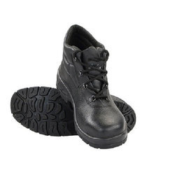 Tiger Leaopard High Ankle Safety Shoes