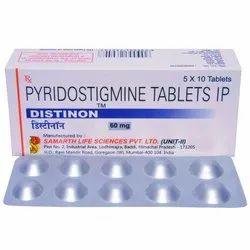 Distinon Pyridostigmine Tablet