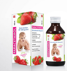 Paracetamol Oral Solution Syrup