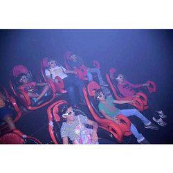 9D Movie Theater Setup