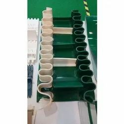 PVC Sidewall Cleated Conveyor Belts