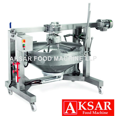Automatic Halwa Making Machine