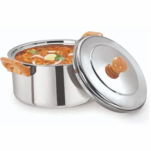 Esteelo  Airtiga Stainless Steel Insulated Hot Pot Casserole