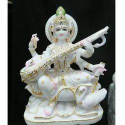 Handmade Saraswati Statue
