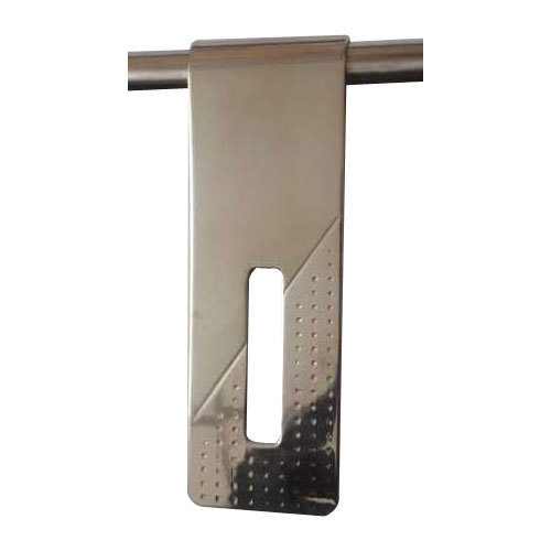 Stainless Steel 202 Aldrop for Door Fittings, Size: 20 x 20 mm
