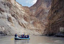 Zanskar River Expedition Tour Package