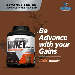 whey protein brands in india