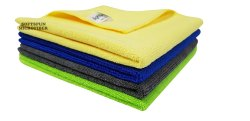 Plain Microfiber Hand Towels