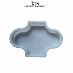 Interlocking Tiles Plastic Molds