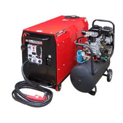 Self Powered Plasma Cutter Cum Generator HP-SP350-C60H