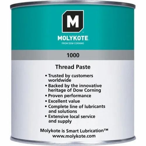 MOLYKOTE - Molykote 1000 Paste Wholesaler from Barmer