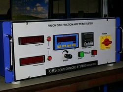Pin On Disc Friction And Wear Tester