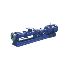 ALPHA HELICAL Screw Pump for Sludge