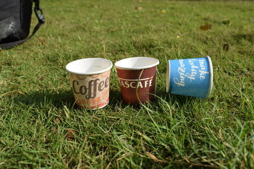 Disposable Paper Cups - 55ml Disposable Paper Cup