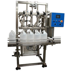Container Liquid Filling Machine