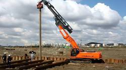 Vibro Hammer Rental Services