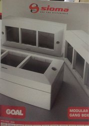 Modular Gang Box