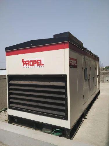 Diesel Generator Set - Escorts Diesel Generator Sets Wholesale
