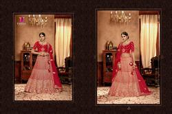 Tarah Rivraj Season-07 Series 4426-4433 Stylish Party Wear Velvet Lehenga