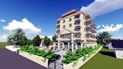 Residential Projects COMMERCIAL CONSTRUCTION SERVICES, in JORHAT
