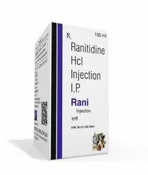 Ranitidine HCL Injection IP