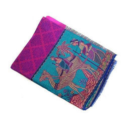 Embroidery Woolen Shawls