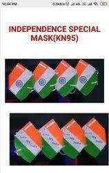 INDIA FLAG KN95 MASK