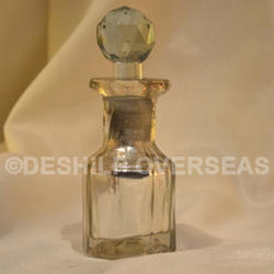 Glass Square Shape Decanter