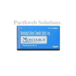 Montair 5mg Chewable Tablet