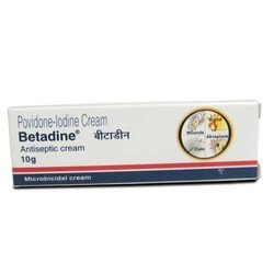 10 G Betadine Antiseptic Cream