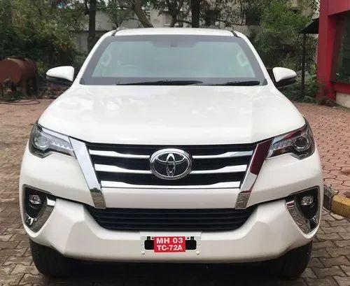 Toyota Fortuner Bulletproof Car