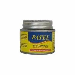 Patel 60ml PVC Adhesive, 60 Ml, Packaging Type: Tin
