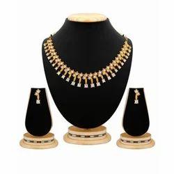 Fancy Artificial Necklace Set
