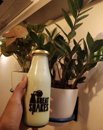 300ml Glass Coffee Bottle