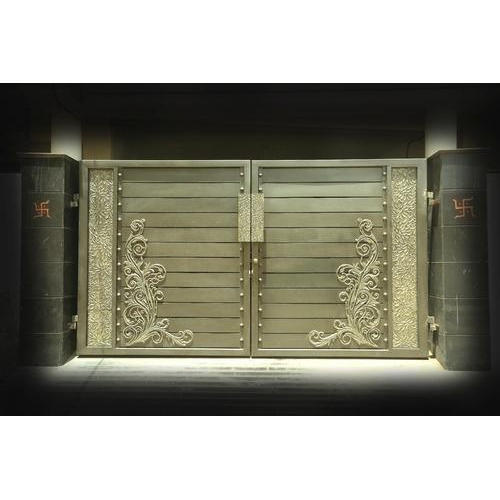 Designer Main Gate Manufacturer From Alwar