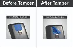 Tamper Evident Mobile Camera  Labels