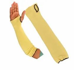 Para Aramid Heat Protection Hand Sleeve
