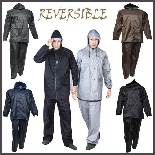 Rain Coat Rain Suit With Jacket Pant Cap With Pouch Pack At Rs