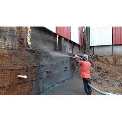 Guniting Proofing Water Service
