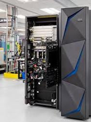 Mainframe Computer And Super Computer Retail Shop