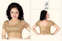 Golden Simmer Blouse