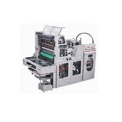 Sahil Single Color Sheet Fed Offset Printing Machines