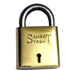 40mm Samrat Brass Padlock